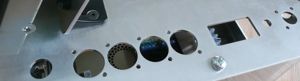 1020 x 275 Top Plate Holes